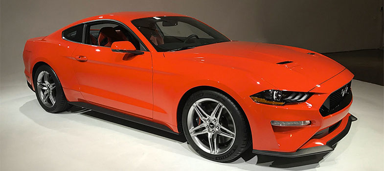 Purchase Ford Mustang Raffle Tickets - Hospice & Community